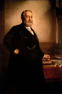 Benjamin Harrison: An Electrifying Term of Office