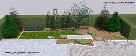 small backyard japanese garden part 3 of 5