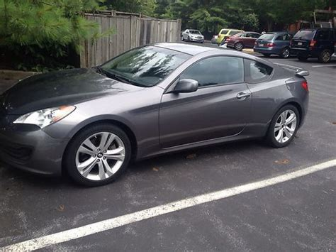 Used 2010 Hyundai Genesis Coupe by Find Used 2010 Hyundai Genesis Coupe 2 0t In Marlton New
