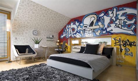 chambre ado urbain décoration chambre ado urbain