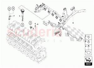 Lamborghini Aventador S Ignition System Parts
