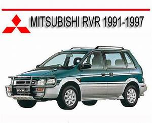 Mitsubishi Rvr 1991-1997 Repair Service Manual
