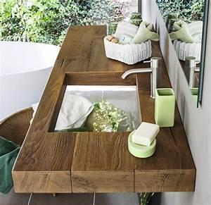 Waschtisch Aus Holz Für Aufsatzwaschbecken : waschtisch aus holz fur aufsatzwaschbecken ~ Watch28wear.com Haus und Dekorationen