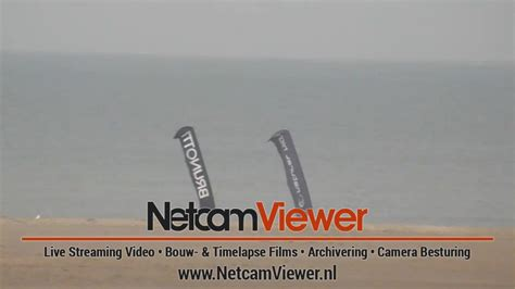 Brouwersdam Cam by Webcam Ouddorp Beach Panorama At The Brouwersdam