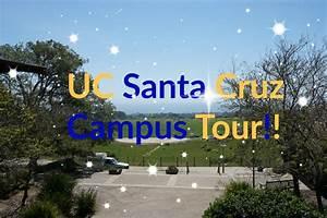 UC Santa Cruz Campus Tour! - YouTube