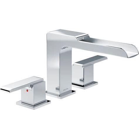 bathtub faucet kit delta ara 2 handle deck mount tub faucet trim kit