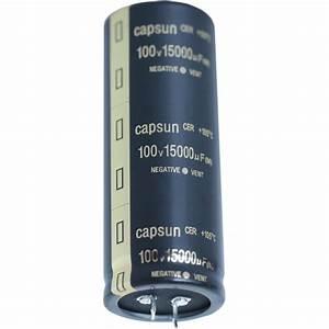 China 15000uf 100v Electrolytic Capacitor  Ac Aluminum
