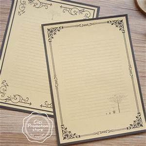 paper picture picture more detailed picture about With vintage stationery letter writing kit