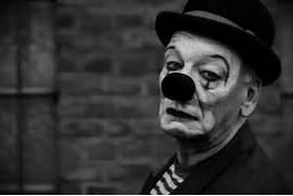 Be a clown  be a clown...