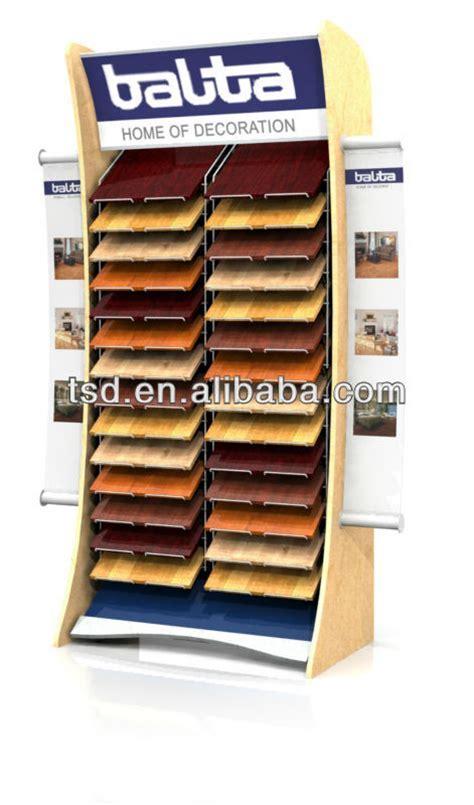 Tsd w155 China Factory Custom Wooden Carpet Sample Display