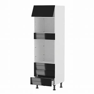 meuble cuisine pour four et micro onde cuisine en image With meuble cuisine four et micro onde