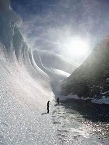 Frozen wave in Antarctica | Antarctica | Pinterest