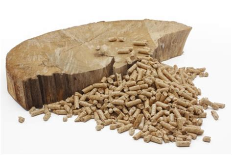 Pellets, Holzbriketts Und Holzpellets Bester Qualität Vor Ort