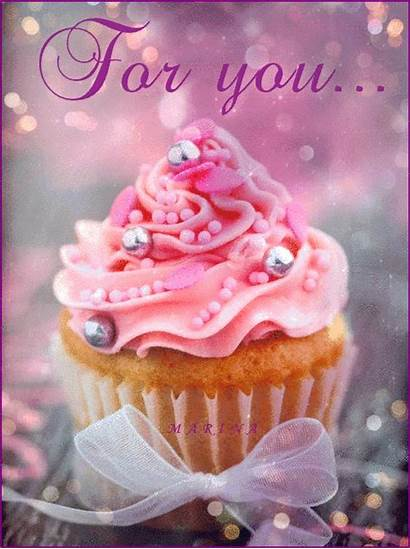 Birthday Happy Cupcakes Cupcake Funny Messages Cool