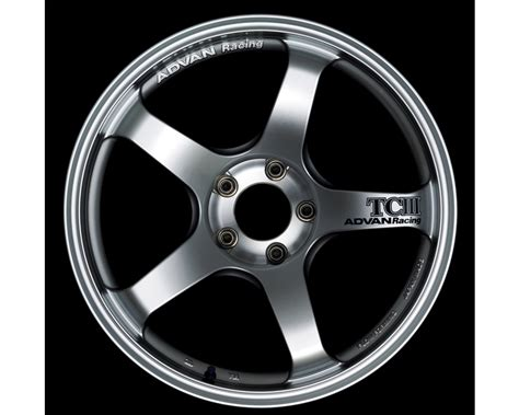 Yan8j45dhs Advan  Tciii Wheel 18x95 5x100 +45mm Racing