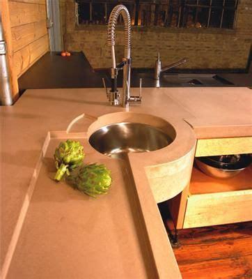 kitchen sink built into countertop concrete countertops floral arrangements san diego and