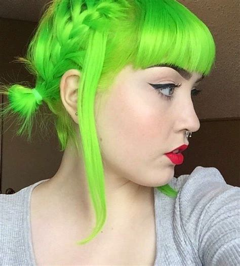 1000 Ideas About Bright Hair Colors On Pinterest