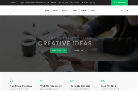 Download Website Templates