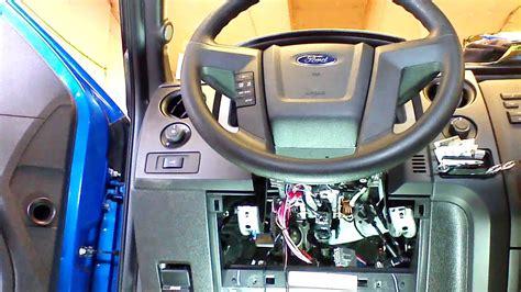 Ford F-150,f-250,f-350 Fast Remote Start Installation