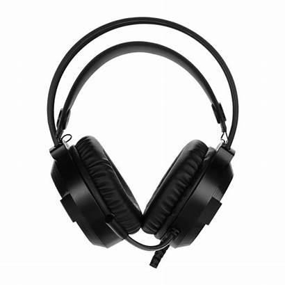 Marvo Headset Gaming Usb Rgb Rainbow Led