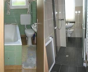Badrenovierung Kleines Bad : badezimmer renovieren vorher nachher design kleines bad badrenovierung badezimmer jeder ~ Markanthonyermac.com Haus und Dekorationen