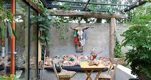 60 photos comment bien amenager sa terrasse deco petit With attractive idee pour amenager son jardin 0 60 photos comment bien amenager sa terrasse