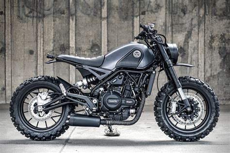 Benelli Motobi 200 Wallpaper by Benelli Leoncino Quot Simba Quot Scrambler By K Speed