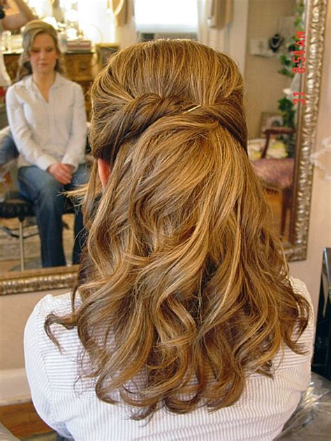 updo long brunette homecoming hairstyle homecoming