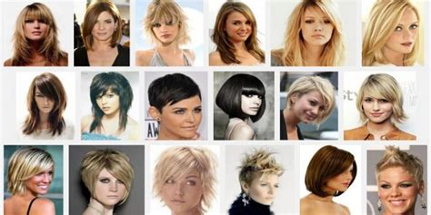 Different kind of womens hairstyles Merys Stores
