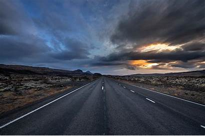 Empty Road Cloudy Resolution Nature Wallpapers 1707