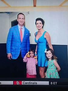 Peyton Manning & Family | Peyton manning | Pinterest ...