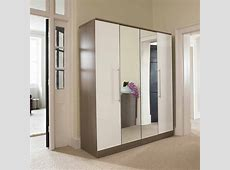 Mirror Design Ideas Sliding Hinged Wardrobe With Mirror
