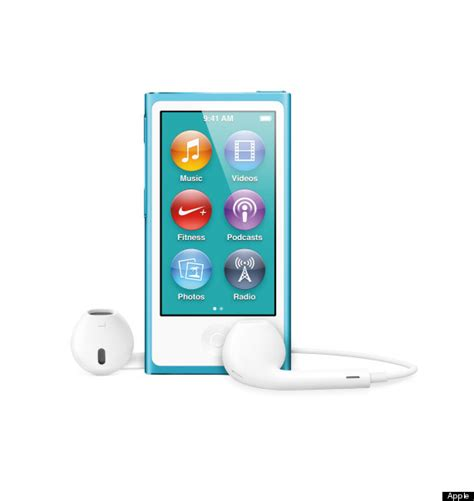 ipod nano 1 generation apple new ipod nano ipod touch revealed photos