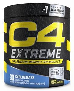 Cellucor C4 Extreme Returns  Double Nitrates  U0026 Natural Options
