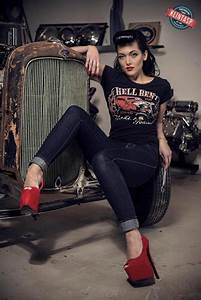 Rockabilly, Rockabilly pin up and Photographers on Pinterest
