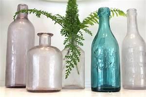 Antique, Bottle, D, U00e9cor
