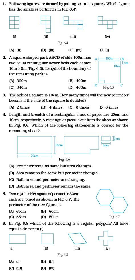 class  important questions  maths mensuration