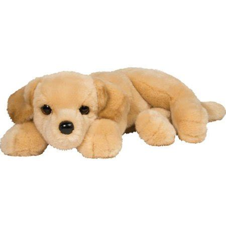 douglas plush stuffed animal dog marcy  yellow lab