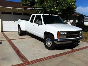 1993 Chevrolet Dully K3500