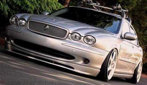 jaguar x type front bumper lip spoiler skirt valance ebay