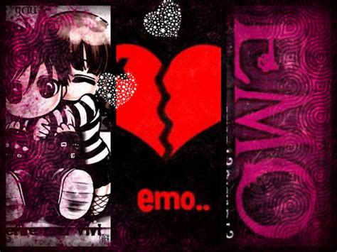 Emo Images Love Emo Hd Wallpaper And Background Photos
