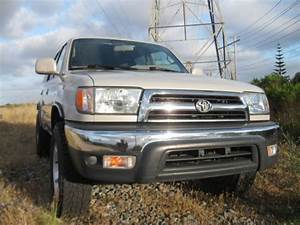 2000 Toyota 4runner Sr5 4wd Manual Transmission Only 57k