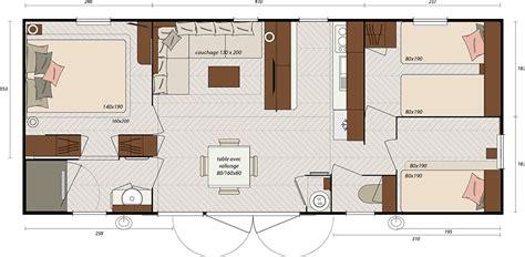 mobil home neuf 3 chambres irm hampton 2 ou 3