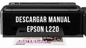 Descargar Manual Epson L220