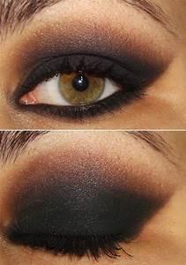 The Perfect Smoky Eye for Hazel EyesMakeupcom