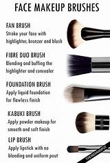 All Types Of Brushes For Makeup Images