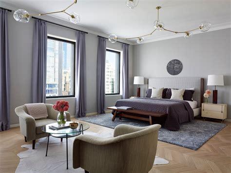 bedroom  damon liss design  stdibs