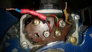 Wiring Crompton Parkinson Motor