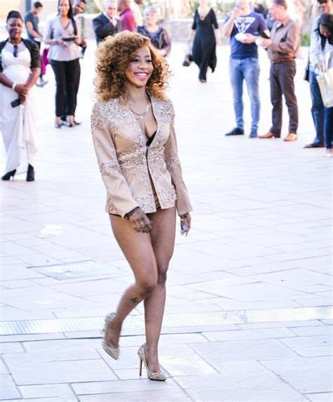 Pussy Kelly Khumalo Nude On Stage Accidental Upskirt