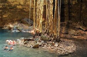 Cenote Dzitnup Mexico Amazing Places